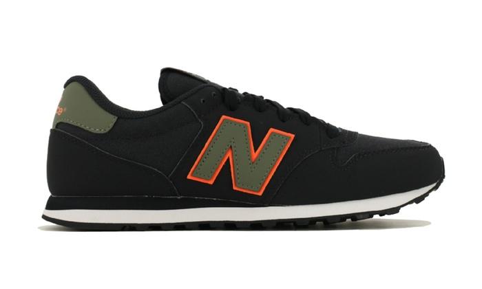 new balance 500 uomo nero 44.5
