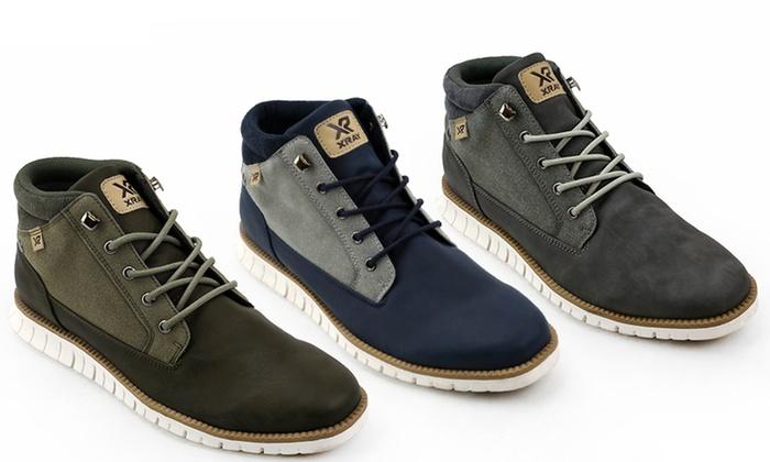 XRay Men's Gravity Boots (Sizes 7, 7.5, 8)