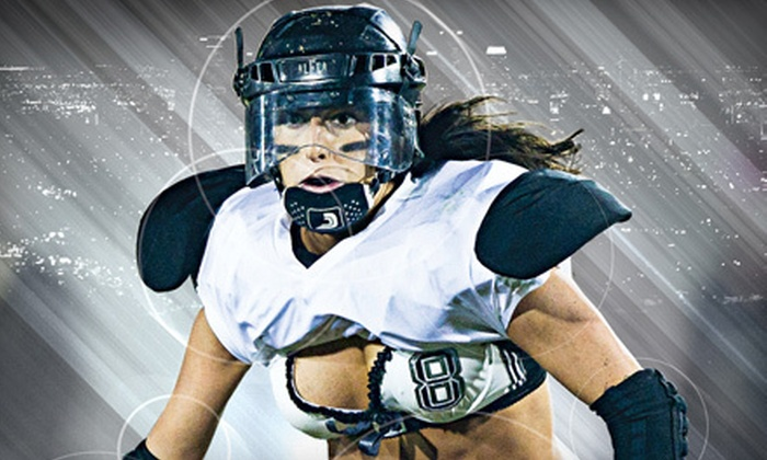 Los Angeles Temptation - Citizens Business Bank Arena: One or Four Tickets to Lingerie Football League Game at Citizens Business Bank Arena on January 19 (Up to 62% Off)