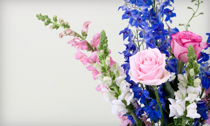 My Little Flower Shop - Palm Springs: $20 for $50 Worth of Floral Arrangements at My Little Flower Shop in Palm Springs