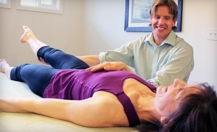 $55 for One 75-Minute Rolfing Session at Colorado Springs Rolfing ($125 Value)