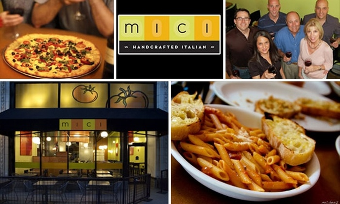 Mici Handcrafted Italian Restaurant - Cherry Creek: $10 for $25 at Mici Handcrafted Italian Restaurant