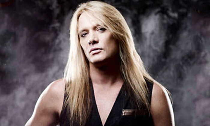 Sebastian Bach - Vernon: One Exclusive Presale Ticket to See Sebastian Bach at Cubby Bear in Lincolnshire on May 12 at 9 p.m. (Up to $21 Value)