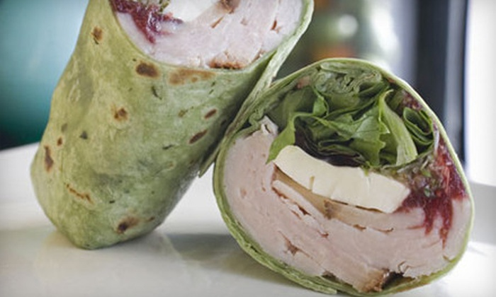 Black Bean Co. - Stono: $15 for $30 Worth of Organic Dinner Fare at Black Bean Co.