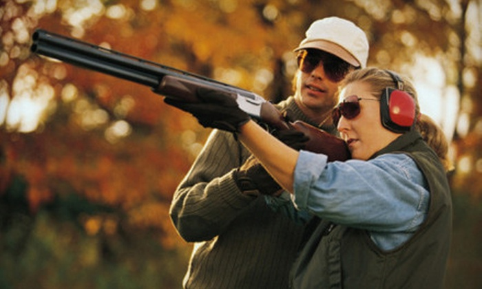 Cedar Creek Sporting Clays - Cedar Creek Sporting Clays: Round of Shooting Clays for One or Two at Cedar Creek Sporting Clays in Millville (Up to 53% Off)