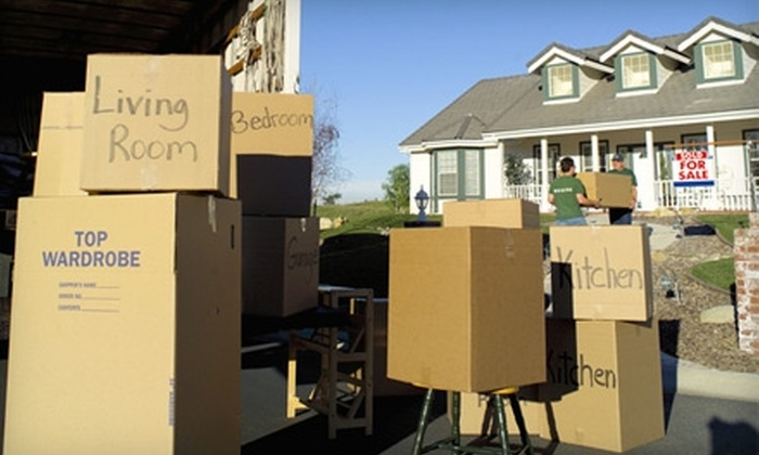 Five College Movers - Springfield, MA: $39 for One Hour of Moving Services from Five College Movers ($100 Value)
