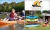 RideAway Kayaks - Sandwich: $45 for a Three-Hour Kayak Tour from RideAway Kayaks