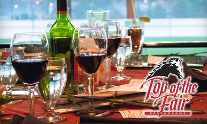 Top of the Fair Restaurant - East London: $25 for $50 Worth of Buffet Fare and Drinks at Top of the Fair Restaurant