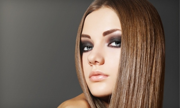 Primp and Blow a Blow Dry Bar - Greyhawk: $22 for a Blowout, Deep-Conditioning Treatment, and 10-Minute Scalp Massage at Primp and Blow a Blow Dry Bar in Scottsdale ($50 Value).