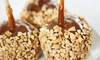 Rocky Mountain Chocolate Factory - Multiple Locations: Three Caramel Apples or 1.5 Pounds of Fudge at Rocky Mountain Chocolate Factory (Up to 32% Off)
