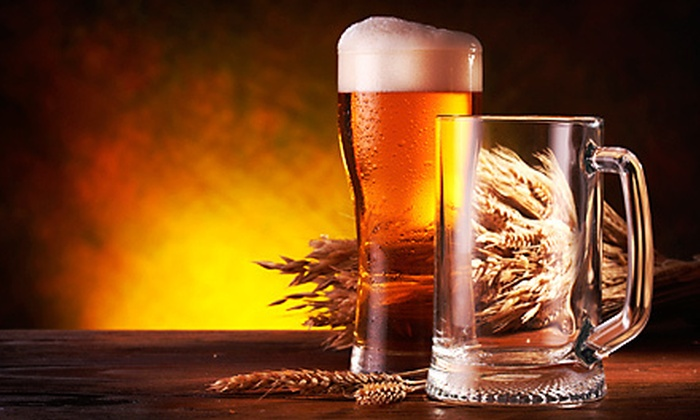 Grape and Grains - Greenville: $35 for a Brewing 101 Beer-Making Class for Two at Grape and Grains ($70 Value)