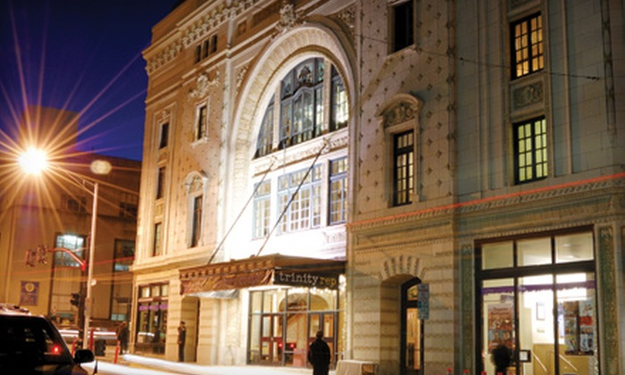 Trinity Repertory Company - Downtown Providence: $100 for Four-Ticket Weekday Flex Pass to the Trinity Repertory Company