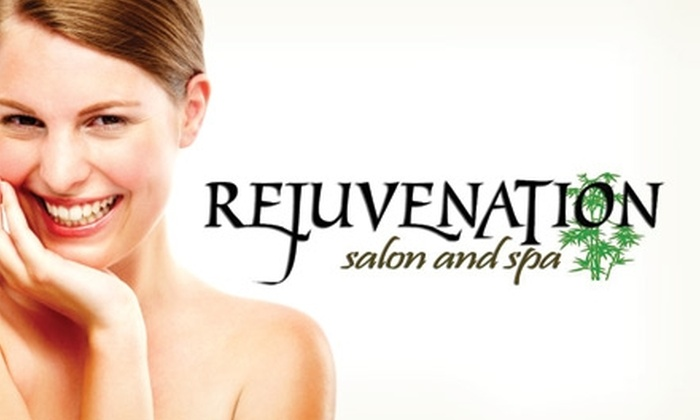 Rejuvenation Salon and Spa - Puyallup: $29 for a Haircut with Shampoo and Style, Plus a Mini Foil, at Rejuvenation Salon and Spa ($60 Value)