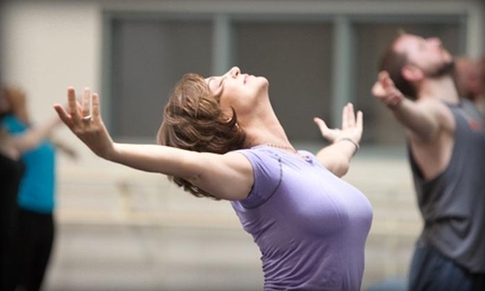 BeMoved - Avondale: $35 for Five BeMoved Dance Classes at Visceral Dance Center ($75 Value)