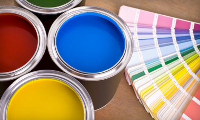 Student Works Painting - Saskatoon: $59 for One Room of Interior Painting from Student Works Painting (Up to $210 Value)