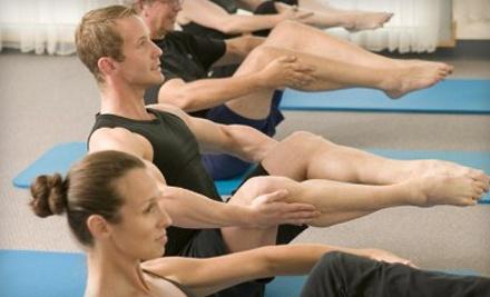 Five Pilates Mat or Ball Classes (a $60 value) - Pendleton Pilates in Cincinnati