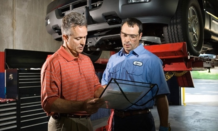Autotech Collision and Service - Orchard Breeze: $20 for $40 Toward Services and Accessories at Autotech Collision and Service