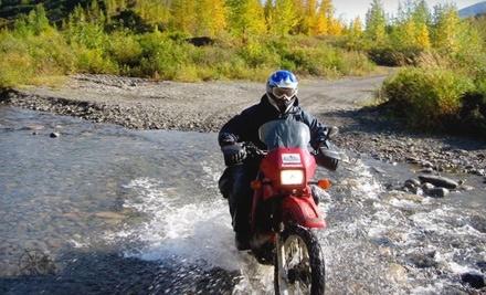 MotoQuest: 2 Yamaha C3 Scooter Rentals - MotoQuest in Anchorage