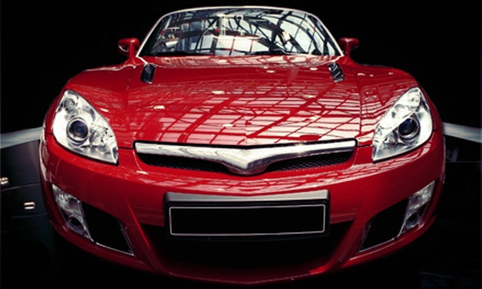 Detailz Auto Spa - Newton: Exterior or Interior Car Detail at Detailz Auto Spa (54% Off)
