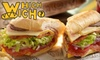 $7 for Sandwiches and More at Which Wich