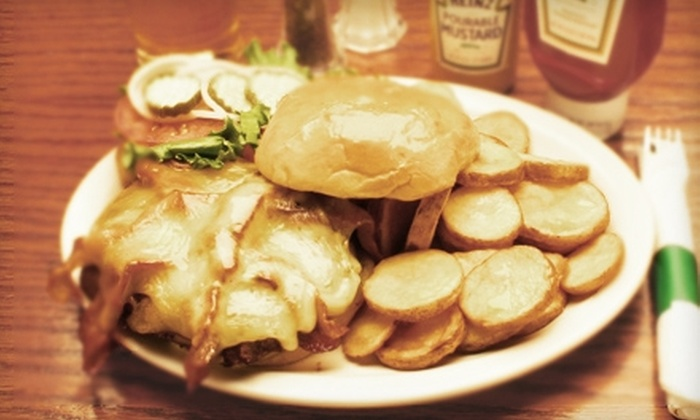 Paddy O'Quigley's - Parkdale - Walden: $10 for $20 Worth of Food and Drinks from Paddy O'Quigley's