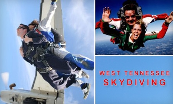 West Tennessee Skydiving - 7: $159 for a Tandem Skydive at West Tennessee Skydiving ($225 Value)