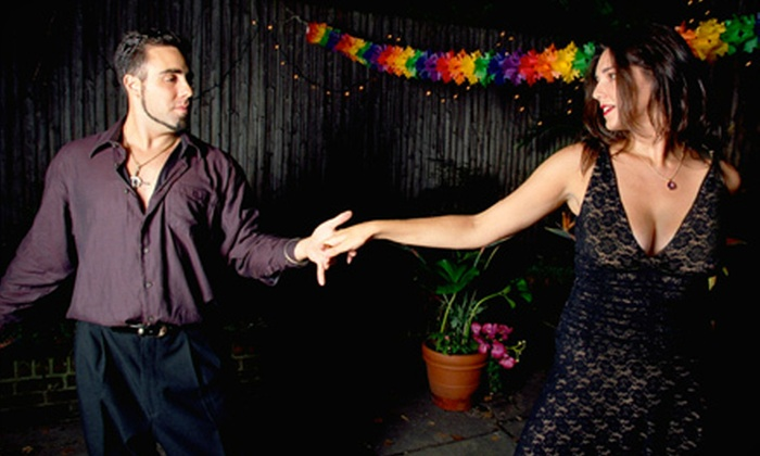 Living Tango - El Segundo: Valentine's Day Couples Tango Class for Two or Six-Week Beginners Course for One at Living Tango in El Segundo (53% Off)