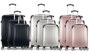 Sélection de valises de la collection