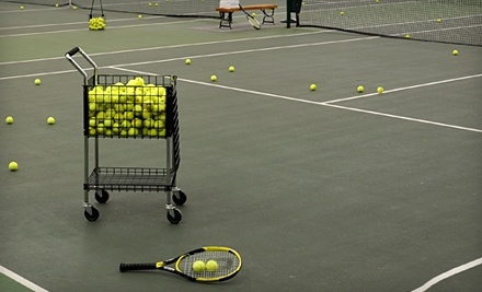 Beverly Hills Club: 1 Week of a One-Hour-a-Day Starter Tennis Camp  - Beverly Hills Club in Beverly Hills
