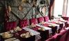 Mediterrane Grillplatte & Dessert