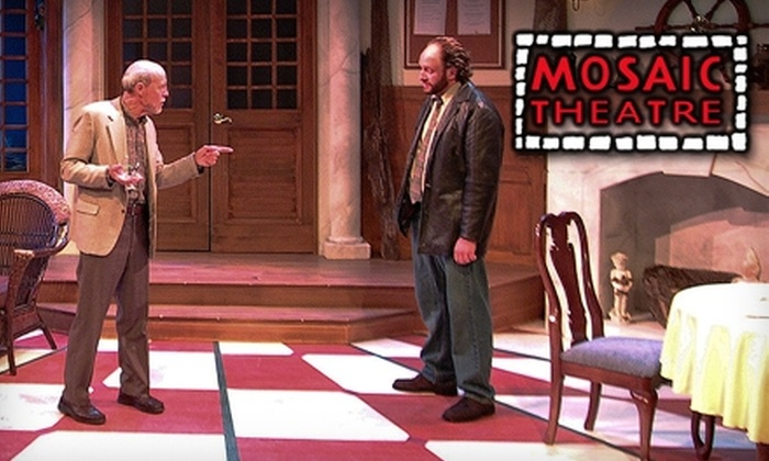 Mosaic Theatre - Plantation: $79 for a Five-Play Flex Ticket at Mosaic Theatre