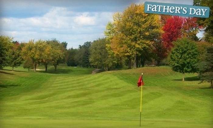 The Highlands Golf Club - Westside Connection: $45 for 18 Holes of Golf for Two and Cart Rental at The Highlands Golf Club (Up to $114 Value)