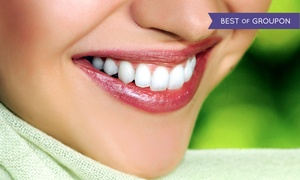 West Haven Dental: Dental Exam, Cleaning, and X-rays or Full Set of Ceramic Braces at West Haven Dental (Up to 83% Off)