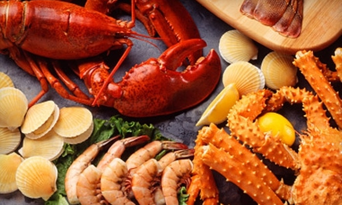 Hilton Head Seafood Festival - Hilton Head Island: $5 for Two Tickets to the Hilton Head Seafood Festival ($10 Value)