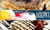 Jackson's Bar & Bistro - Homewood: $15 for $35 Worth of American and European Fare at Jackson's Bar & Bistro