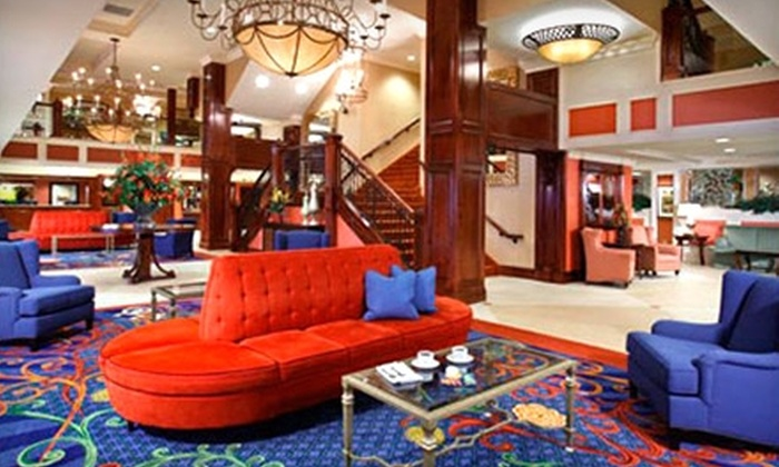 Villa Roma Resort and Conference Center - Delaware: $125 for a One-Night Efficiency Suite Stay at Villa Roma Resort and Conference Center (Up to $275 Value)