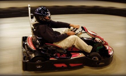 Four-Hours of Cosmic Karting for One (up to a $50 value) - SB Raceway in San Bernardino