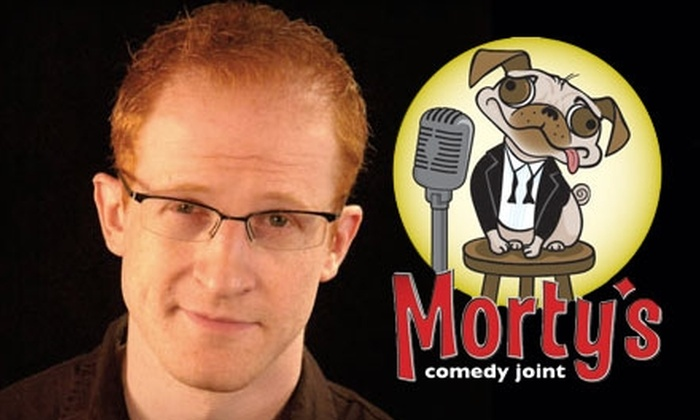 Morty's Comedy Joint - Washington: $15 for Two Tickets and an Appetizer at Morty's Comedy Joint