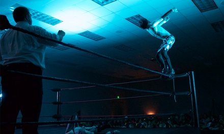 Manor Professional Wrestling Dinner Theater with Dinner at Osceola Heritage Park (Up to 50% Off).