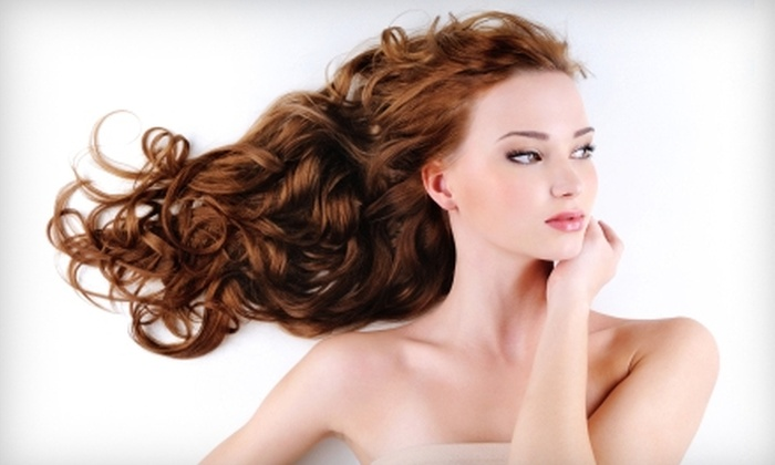 Inspire Salon - Timbercrest Park: $25 for Your Choice of a Haircut, Facial, or Pedicure at Inspire Salon in Broken Arrow ($55 Value)