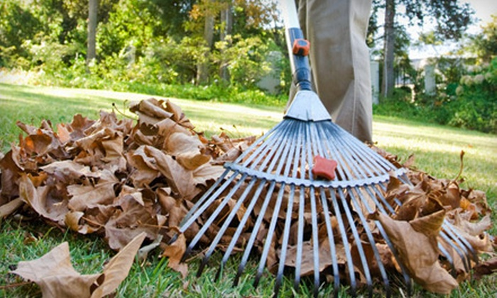 Evergreen Landscaping - Sherwood - McCarthy: Sprinkler Blowout Service or Gutter-Cleaning and Leaf-Cleanup Services from Evergreen Landscaping (Up to 62% Off)
