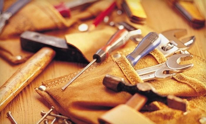 Contractors Just 4U - Broken Arrow: $50 for Two Hours of Professional Handyman Services from Contractors Just 4U