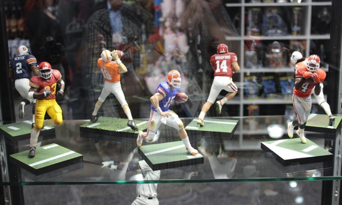 Time Warp Comics & Collectibles - Hewlett: $12 for McFarlane Sports Figure $20  — Time Warp Comic Books & Collectibles