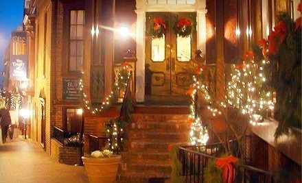 2 Tickets to a Holiday Tour or Pub Crawl - Annapolis Ghost Tours in Annapolis