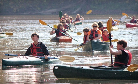 Humber River or Rouge River Tour and Intro Lesson for 1 Person in a 1-Person Kayak (a $50 value) - Toronto Adventures in Etobicoke