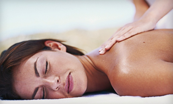 Spa Beca - Jackson: $75 for a Spa Package with a Body Polish, Steam Therapy, and Essential Oils at Spa Beca ($170 Value)