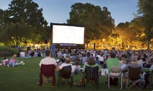 Rancho Las Lomas Wildlife Foundation: Movie Night Under the Stars for Two or Four at Rancho Las Lomas Wildlife Foundation (Up to 51% Off)
