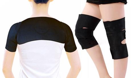 1, 2 o 4 abrazaderas de soporte para rodilla, hombro o muñeca