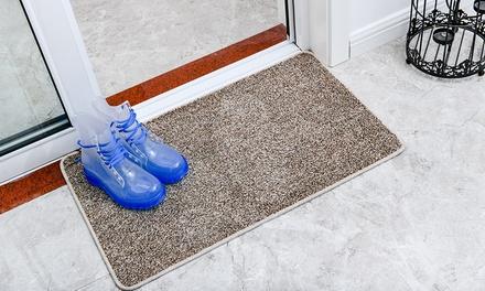 Clean Step Dirt Grabber Runner Mat