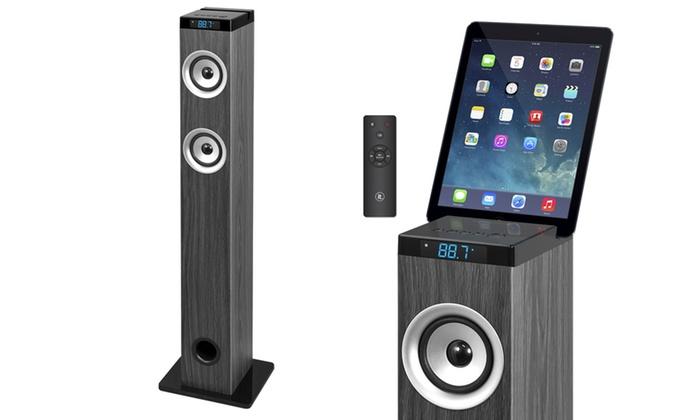 innovative technology bluetooth tower speaker manual